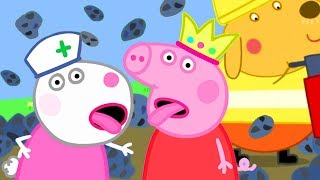 Download Peppa Pig Official Channel 🔴 Peppa Pig's Best Friend Suzy Sheep Goes Away Video