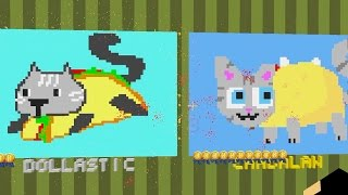 Download Minecraft / Pixel Painters / Taco Animals / Gamer Chad Plays Video