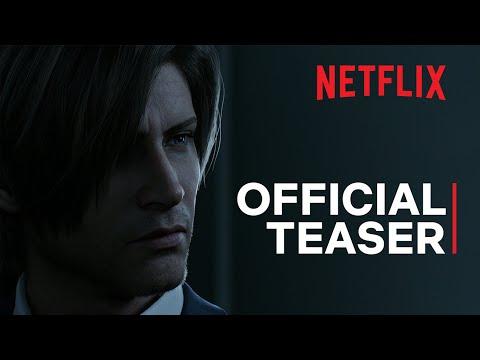 Resident Evil: Infinite Darkness | Teaser Trailer | Netflix