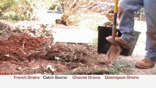 Download 4 Common Rainwater Drainage Problems and How To Solve Them, Apple Drains, Charlotte NC Video