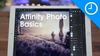 Download 25+ Affinity Photo for iPad beginner's tips! Video