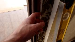 Download Установка дверей, выставление дверной коробки в проёме Video