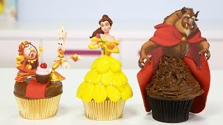 Download BEAUTY AND THE BEAST CUPCAKES with Disney Magic Kingdoms Game Video