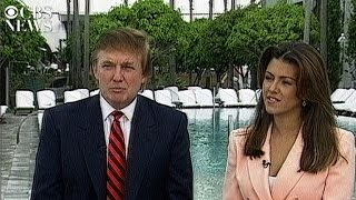 Download Donald Trump and Alicia Machado's 1997 interview with CBS News Video