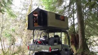 Download TentCommander - Versatile, Universal ATV Tent Solution Video