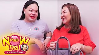 Download Push Now Na: Kathryn Bernardo's mommy Min shows what's inside her bag Video