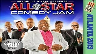 Download An All Access Backstage Pass to All Star Comedy Jam Atlanta 2013 Video