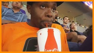 Download MY VERY FIRST NBA GAME!! | Phoenix Suns Home Opener vs Dallas Mavericks Vlog Video