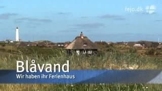 Download Strand, Shoppen & Schlemmen, Ferienhäuser Blavand Video