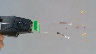 Download Taser Impacts on Bare Skin at 28,000fps - The Slow Mo Guys Video