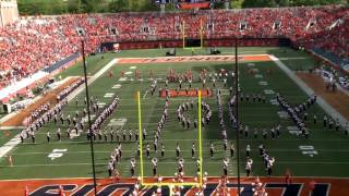 Download Marching Illini Halftime Show: Lovie Smith Show | September 3, 2016 Video