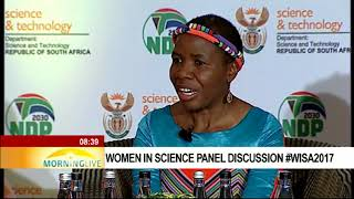 Download Women in Science panel discussion #WISA2017 Video