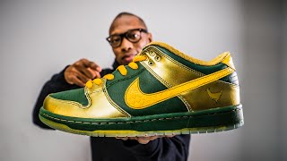 Download How A Nike SB Dunk Low Pro Sold For $25,000 Video