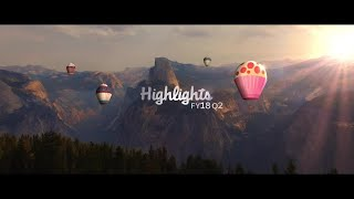 Download Salesforce FY18Q2 Highlights Video