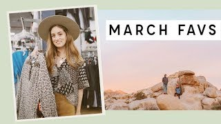 Download March Favorites: Natural Product Expo, Joshua Tree, Crossroads Trading | Alli Cherry Video