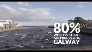 Download NUI Galway Celebrates Medtech Achievements Video
