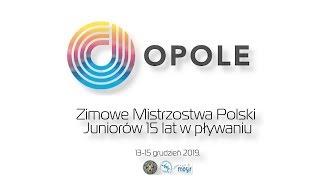 Download 3E - Zimowe Mistrzostwa Polski Juniorów 15 lat - Opole 2019 Video