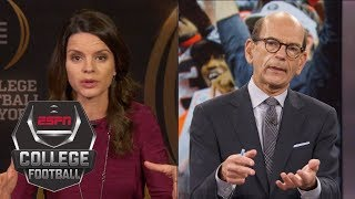 Download Heather Dinich and Paul Finebaum are fired up over Alabama, Ohio State   ESPN Video
