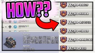 Download STRANGEST Clans in Clash of Clans - Engineered, Cheaters, or Just Good? Video