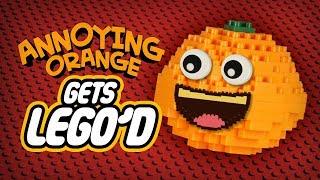 Download Annoying Orange Gets LEGO'd! Video