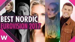 Download Eurovision 2017: What is the best Nordic entry? (POLL) Video