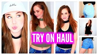 Download TRY ON CLOTHING HAUL! Spring & Summer Outfit Ideas 2017 Video