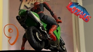 Download SPIDERMAN STOP MOTION Action Video Part 9 Video