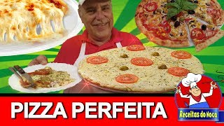 Download MASSA DE PIZZA PERFEITA🍕 o segredo que ninguem te conta Video
