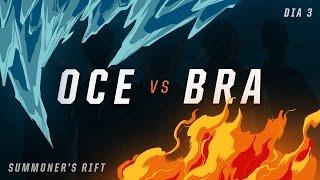 Download OCE x BRA (Dia 3 - Todos por Um) - IWCA 2016 Video