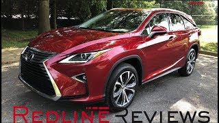 Download 2019 Lexus RX 350L – Stretched To The MAX! Video