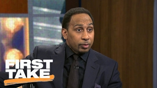 Download Stephen A. Smith Calls The DeMarcus Cousins Trade 'A Heist'   First Take Video