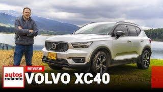 Download VOLVO XC40 2020 | Revisión Completa / Prueba / Test Drive Video