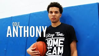 Download Cole Anthony: Episode 1 ″Watch Me Work″ Video