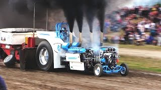 Download The Most Wanted Tractor Puller in The World! Video