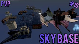 Download Quetzal Sky Base!? Ark Mobile PvP Series S4 #10 Video