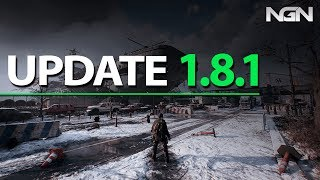 Download Update 1.8.1 || The Division Video
