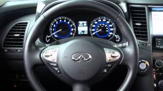 Download 2016 Infiniti QX70 - Operating Tips (if so equipped) Video