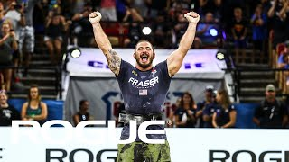 Download Rogue Iron Game - Ep. 19 / Clean - Individual Men Event 8 - 2019 Reebok CrossFit Games Video