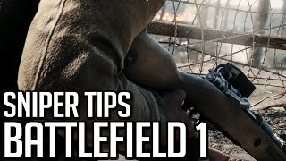 Download Learning to Snipe - Tips for Snipers - Battlefield 1 Video