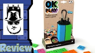 Download OK Play Review - with Tom Vasel Video