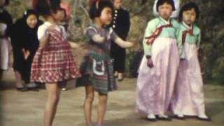 Download South Korea and Japan in the 1950's - 8mm Home Videos Video