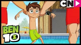 Download Todo Mojado | Ben en problemas | Ben 10 en Español Latino | Cartoon Network Video