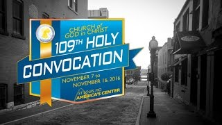 Download COGIC Holy Convocation Past Preachers! Countdown to the 2016 109th Convocation! Video