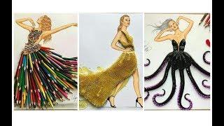 Prenses Elbise çizimi Free Download Video Mp4 3gp M4a Tubeidco