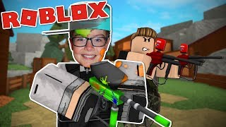 Download MAD PAINTBALL 2 w/ Duck Duck - Roblox Video