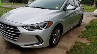 Download Uber Man's 2017 Hyundai Elantra Review and MPGs Video