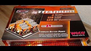 Download Weco Titanium - Extrem Geiles Verbundfeuerwerk (LIDL 30€) Video