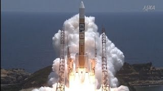 Download اليابان تطلق قمرا لمراقبة الكوارث الطبيعية Video
