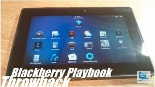 Download Retro Review: Blackberry Playbook 7″ Tablet [2017] Video