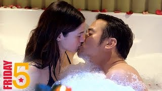 Download Friday 5: 5 hottest and trending intimate scenes of Adrian and Mich in PHR: Araw Gabi Video